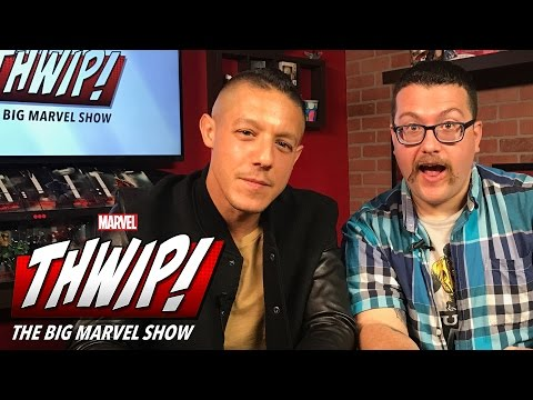 Theo Rossi joins THWIP! The Big Marvel Show!