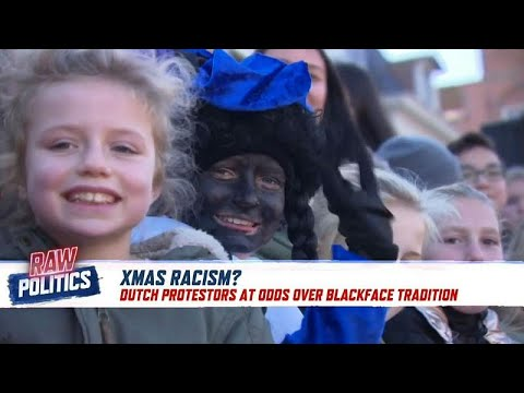 Clashes break out in Netherlands over 'Black Pete' Christmas character | Raw Politics