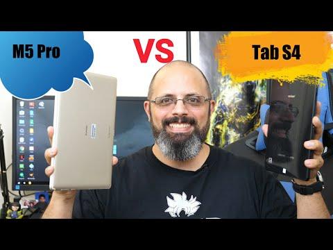 Comparing The Samsung Galaxy Tab S4 10 5 VS Huawei MediaPad