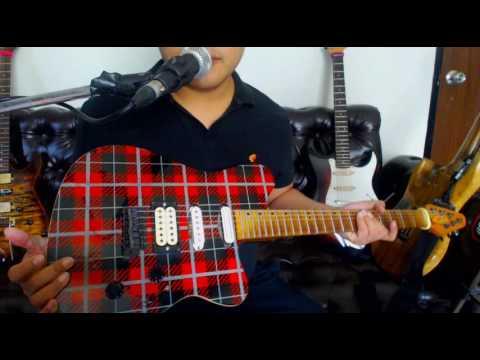 review guitar samick tv twenty blue saraceno signature youtube. Black Bedroom Furniture Sets. Home Design Ideas