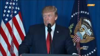 """Асад пересек """"красную черту"""". Трамп выпустил крылатые ракеты"""