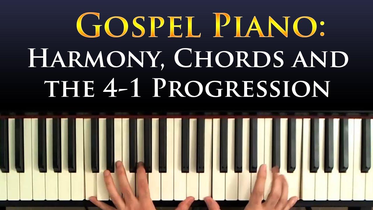 Learn gospel piano the 4 1 progression youtube learn gospel piano the 4 1 progression hexwebz Image collections