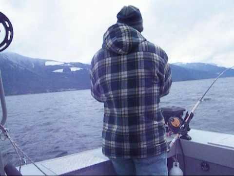 First timers on Kootenay Lake