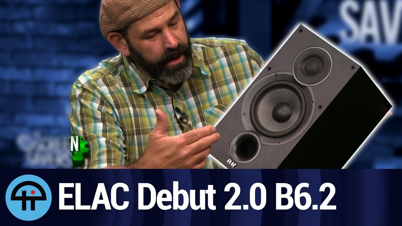 ELAC Debut 2 0 B6 2 and Home Theater Speaker Basics