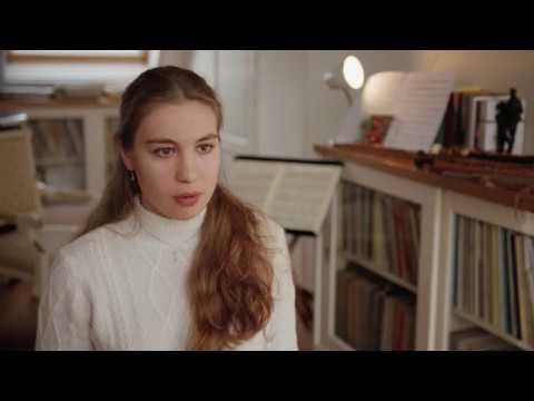 Lucie Horsch won het eerste Koninklijk Concertgebouw Concours
