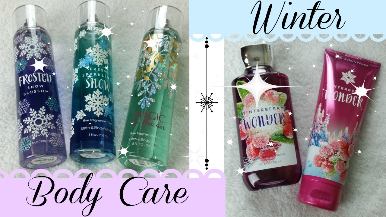 Bath and body works holiday scents - Bath And Body Works Holiday Scents 14