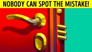 FIND THE MISTAKES IN THE STORIES AND PICTURES! Cool Riddles To Train Your Brain