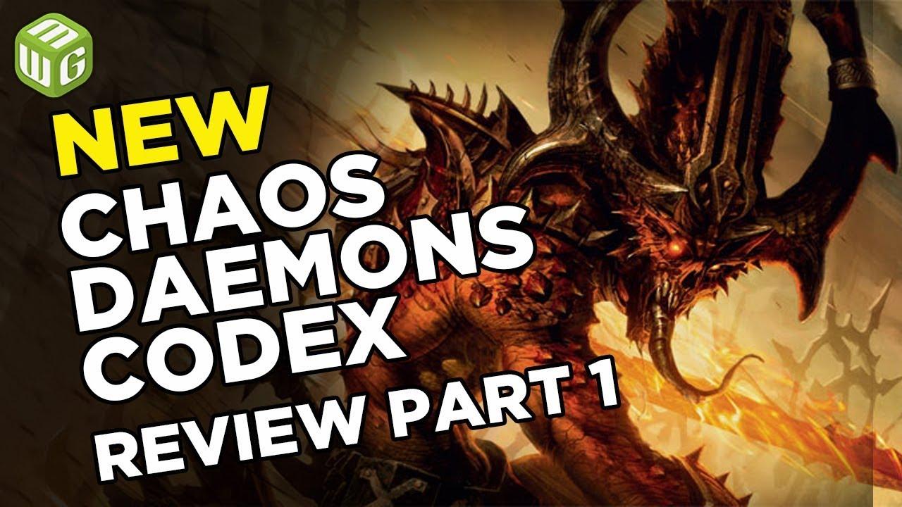 Codex Chaos Daemons Pdf