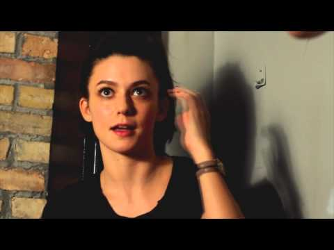 Meg Myers Interview