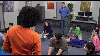 Heartsaver First Aid Cpr Aed Demo
