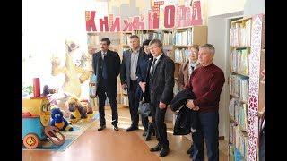 Педагоги из Молдовы побывали в детской библиотеке