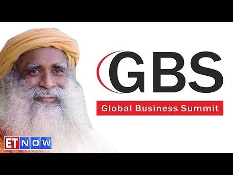 Sadhguru Jaggi Vasudev At ET Global Business Summit | Exclusive