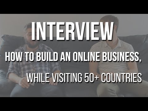 Interview: How to Make Money Online While Traveling The World with Orest Zub