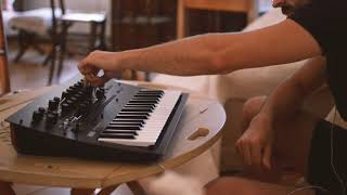 Some Sand - Minilogue xd