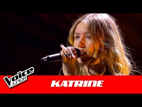 Katrine L 'Always Remember Us This Way L Finale L Voice Junior Danmark 2019