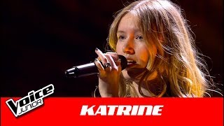 Gambar cover Katrine l 'Always Remember Us This Way l Finale l Voice Junior Danmark 2019