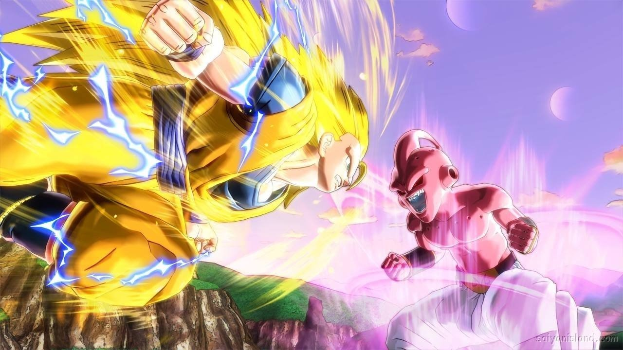 Play Dragon Ball: Xenoverse 2