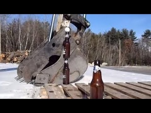 Heavy Equipment Accidents #RC amazing bobcat tricks, amazing excavator driving skills, awesome peopl