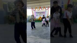"Talents boy sang""let's twist again""at tasik biru Bau (1)"