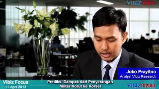 Prediksi Dampak Penyerangan Militer Korut ke Korsel, Vibiznews 11 April 2013
