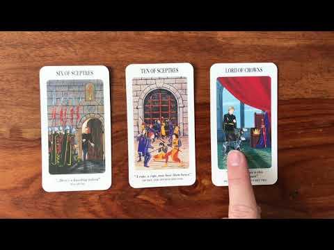 Daily Tarot Reading for 24 August 2017 | Gregory Scott Tarot