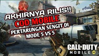 Akhirnya Rilis!! CALL OF DUTY MOBILE || Pertarungan penuh strategi - COD Mobile Indonesia