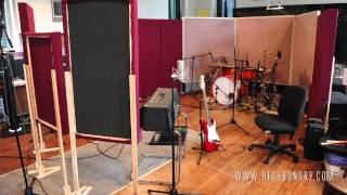 How to Build DIY Bass Traps and DIY Super Chunk Bass Traps