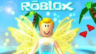 Roblox: Fairies & Mermaids Winx High School Beta ~ Light Fairy ~ I found Two Red Gems!