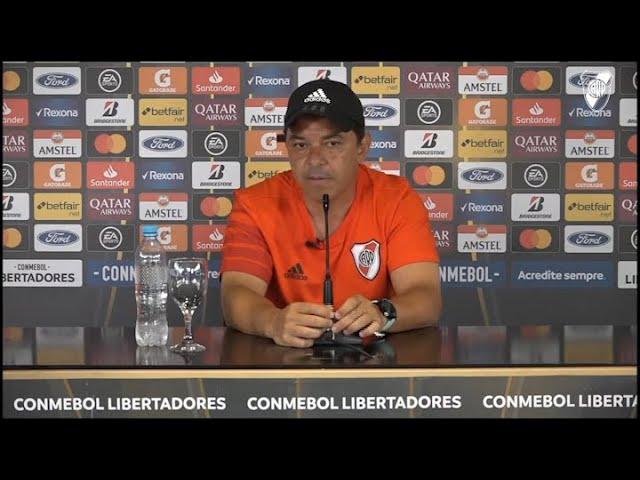 """Gallardo: """"No tenemos jugadores en oferta, no creo que se vaya ninguno más"""""""