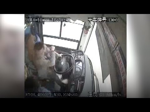 Police: Chongqing bus
