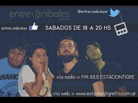 Entre Canibales Radio / Prog #19 Temp #2