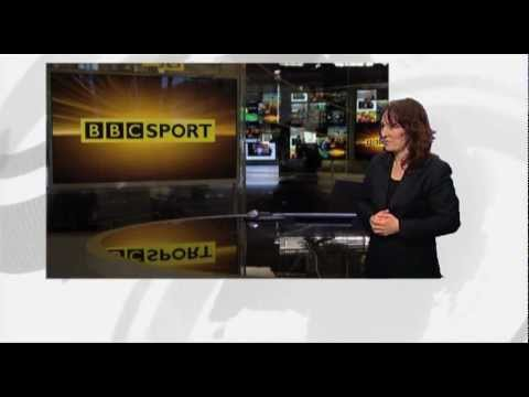 Unemployment Surge Hits BBC Sport live on air