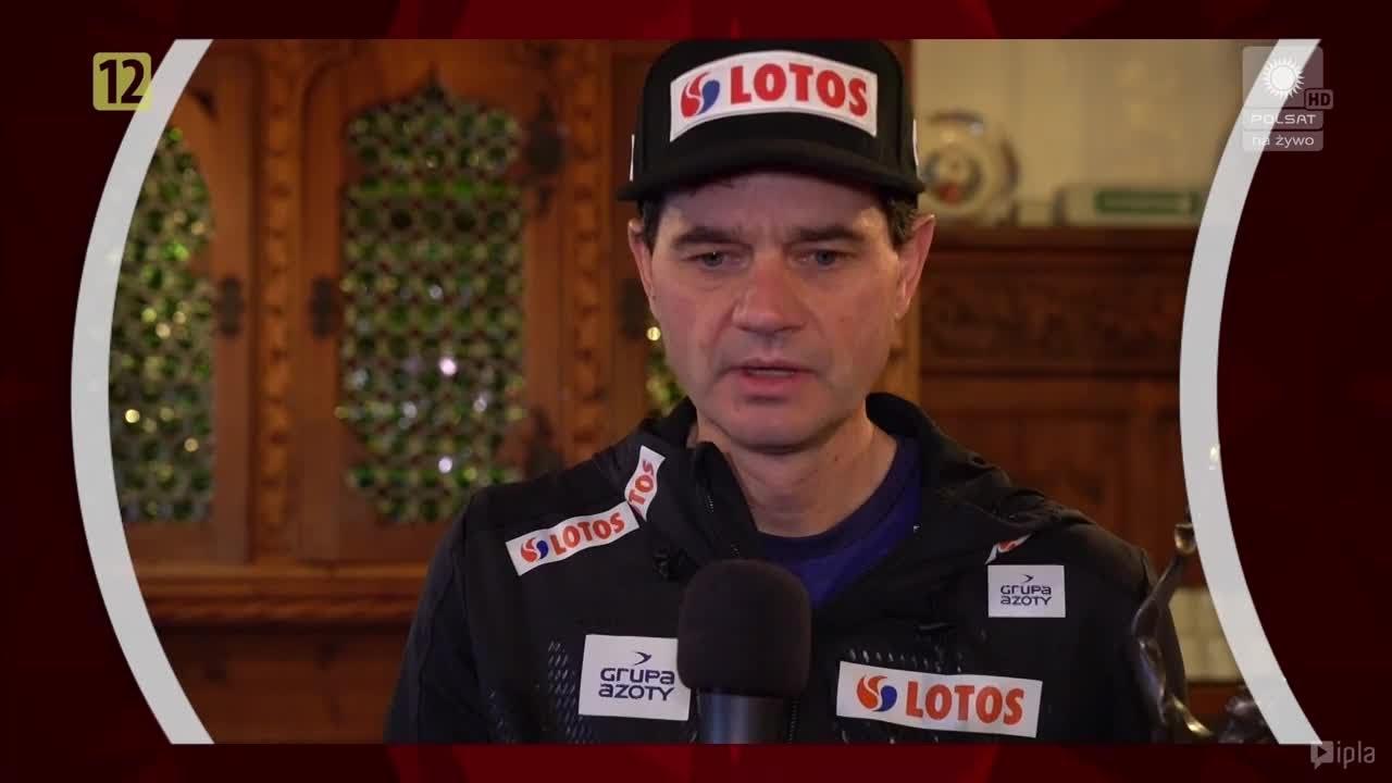 Polsat: Bal Mistrzów Sportu: Stefan Horngacher