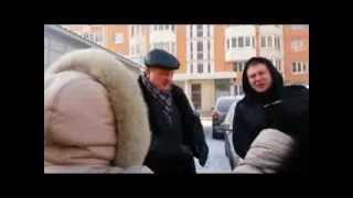 Валов в гостях у 8 микрорайона г.Химки 26.01.2014