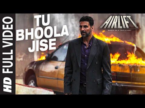 Tu Bhoola Jise FULL VIDEO SONG | AIRLIFT | Akshay Kumar, Nimrat Kaur | K.K | T-Series