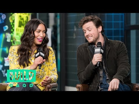 Jack Cutmore-Scott & Ilfenesh Hadera Dove Right Into The Elusive World Of Magic