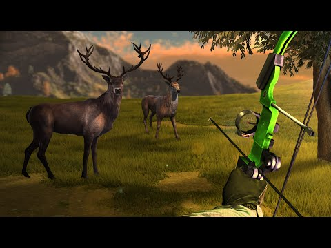 Europe: Bow Hunt Wild Animals Android Gameplay 1080p [HD]