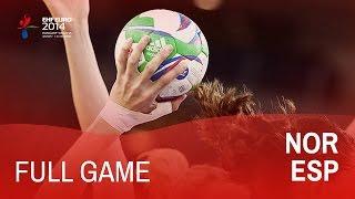 Final: Norway vs Spain 28:25 | Women