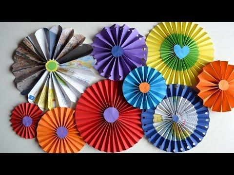 How To Make A Flower Interior Design Decoration - DIY Crafts Tutorial - Guidecentral