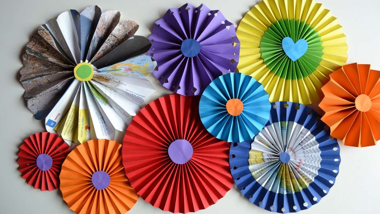 How To Make A Flower Interior Design Decoration Diy Crafts