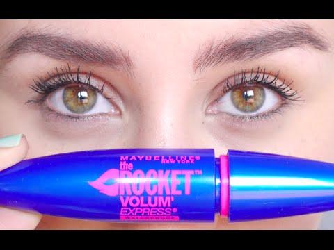 Mis Máscaras De Pestañas: 18- Maybelline The Rocket | OneThousandLooks