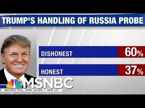 Poll: 60% Say President Donald Trump Dishonest In Handling Of Mueller Probe | Hardball | MSNBC
