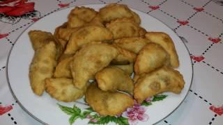 Очень вкусная самса по казахски!