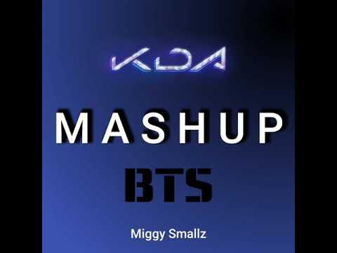 K/DA x BTS - Pop/Stars & Mic Drop MASHUP (Miggy Smallz)