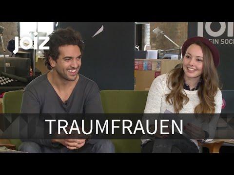 Elyas M'Barek, Palina Rojinski & Hannah Herzsprung - Traumfrauen Interview