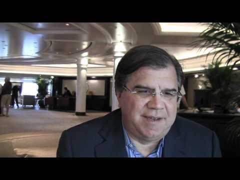 Five Questions For Frank (del Rio), Oceania Cruises' Chief