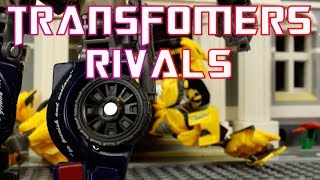 Transformers Rivals Trailer - Stop Motion - (500 Subscriber Special promo) #AHM1K