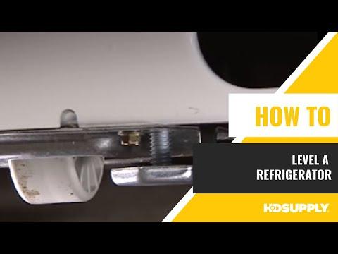 Ge Refrigerator Level Legs Door Closure Hd Supply Facilities Maintenance