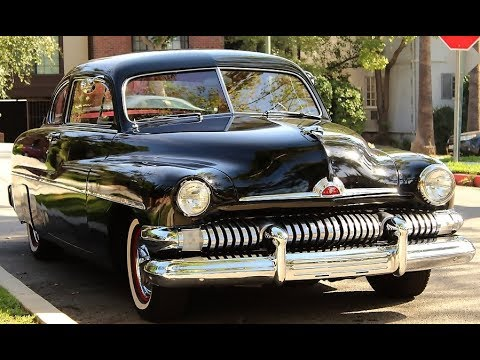 1951 Mercury Business Coupe/VINTAGE/SOLD