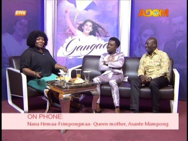 Gangaa Chat Room on Adom TV (8-10-18)